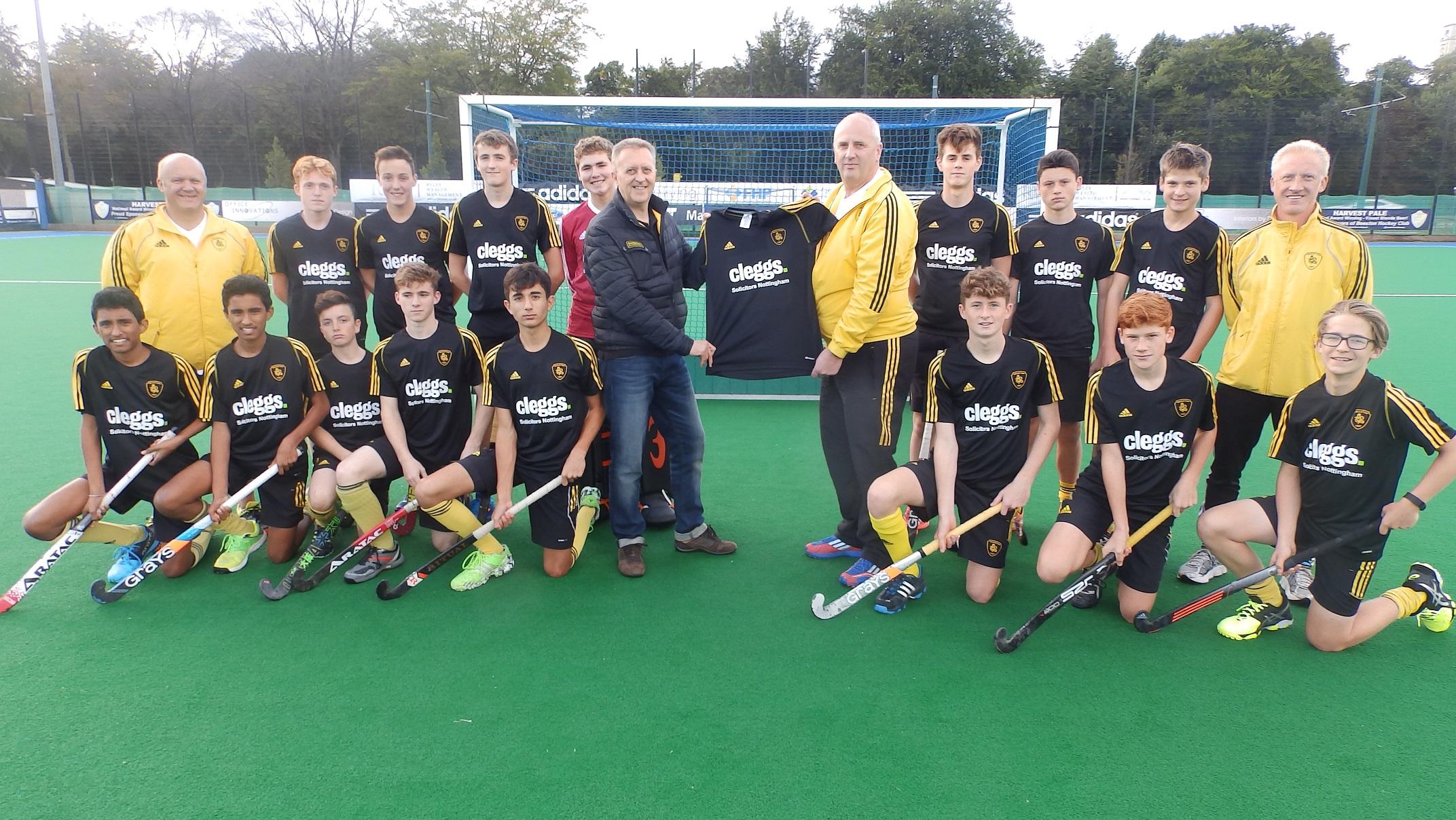 We stick by Beeston Hockey Club!